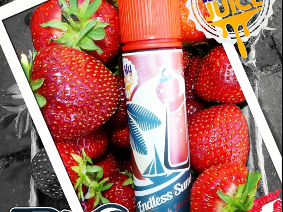 Tovapes Be my Juice Endless Summer Strawberry