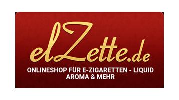 elZette.de - Onlineshop für E-Zigaretten, Liquid, Aroma & mehr